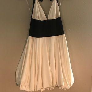 Forever 21 bubble hem dress